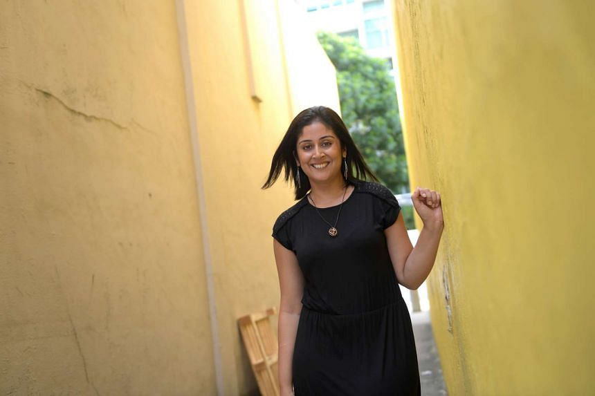 Singaporean writer Balli Kaur Jaswal will be meeting with her Singapore publisher Epigram Books and filmmakers from Akanga Film Asia this week to negotiate the rights to her first published novel, Inheritance.