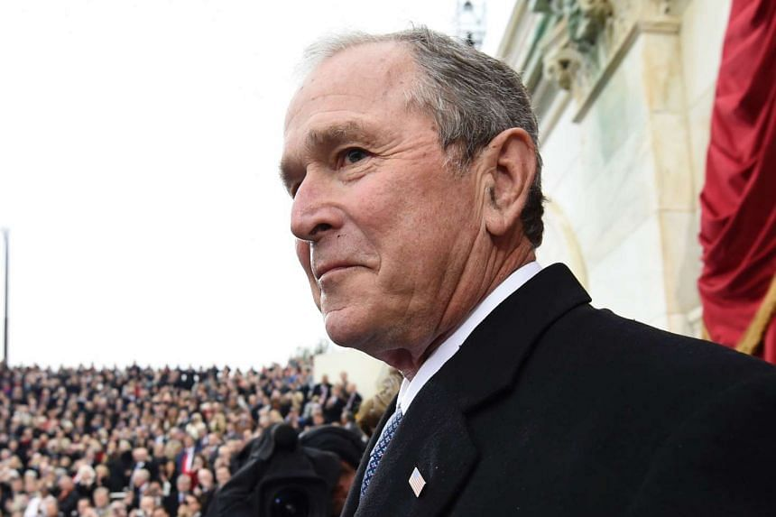 Former US president George W. Bush will be releasing a book called Portraits Of Courage, a collection of paintings of military veterans he has met who served in the US Army in Iraq or Afghanistan. Profits from the book will be donated to a non-profit