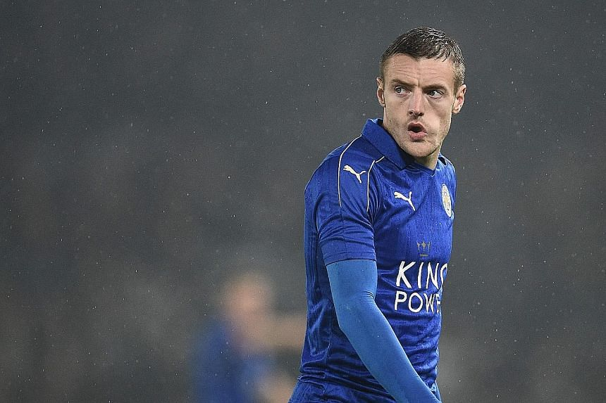 Jamie Vardy is nowhere near his excellent form of last season and Leicester need him and others to fire against Liverpool today. The England international insists he had nothing to do with Claudio Ranieri's shock dismissal and says he owes the Italia