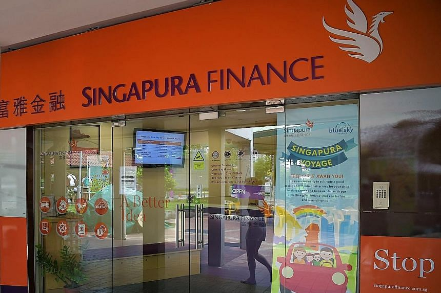 About half of Singapura Finance's loans are to SMEs, and its chief executive says the new rules mean the firm can deepen its presence in the sector by entering the uncollateralised loans business. Hong Leong Finance - the biggest finance company in t