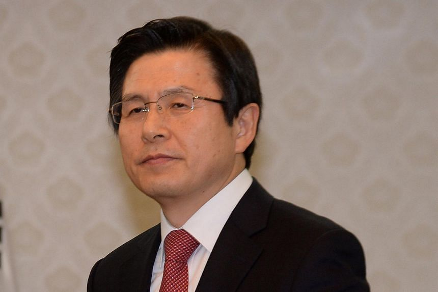 Yonhap news agency reported that acting president Hwang Kyo Ahn will not grant the special prosecutor's office a 30-day extension.
