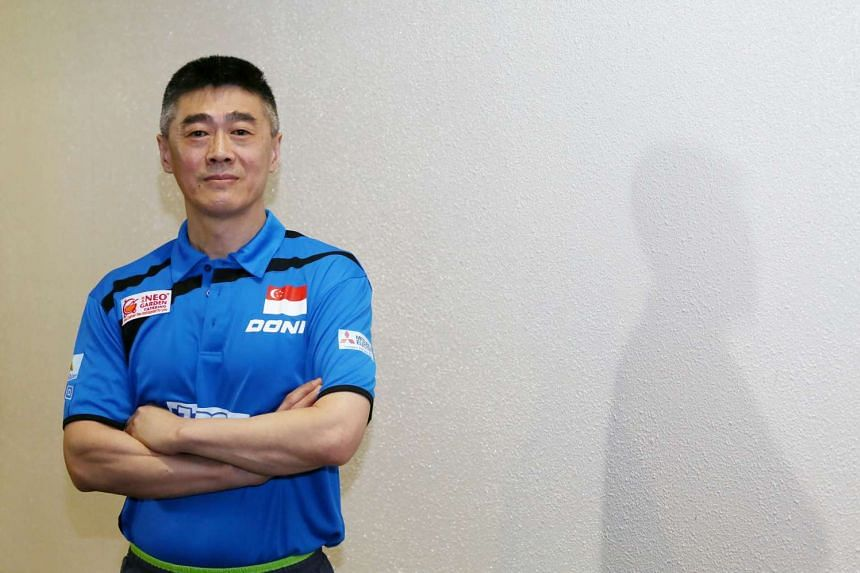 National table tennis women's team head coach Chen Zhibin will be heading back to Germany to be with his family when his contract expires on March 31.