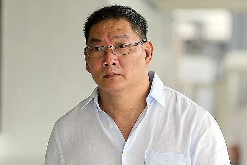 Taxi driver Chan Chuan Heng has been found guilty of punching Norwegian Arne Corneliussen in September 2014 and of giving false information to the police.