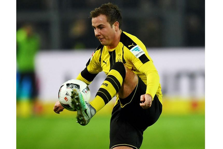 "Mario Goetze has been ruled out indefinitely by Borussia Dortmund because of  ""metabolic disturbances""."