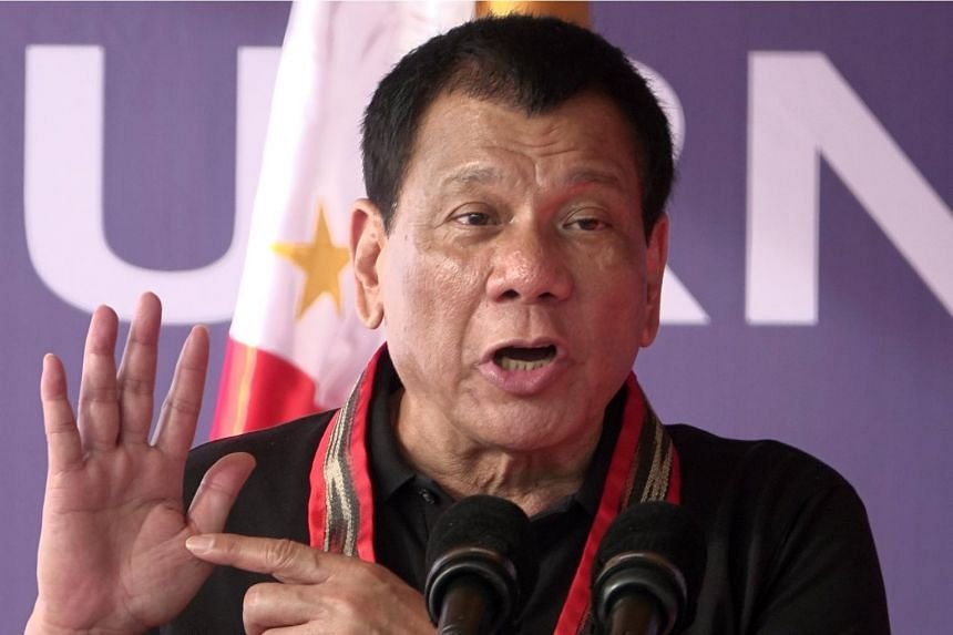 Philippine President Rodrigo Duterte said he will have to recall the police force back to his war on drugs.