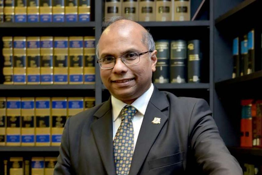 Law Society of Singapore president Gregory Vijayendran said the technology programme aims to target the some 850 smaller law firms here.