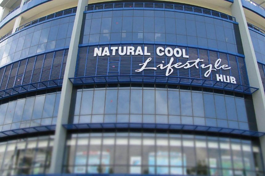 The Natural Cool Lifestyle Hub.
