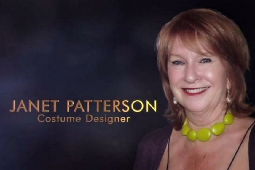 The 'In Memoriam' photo shows living Australian producer Jan Chapman, instead of  a photo of the late Australian costume designer Janet Pattterson.
