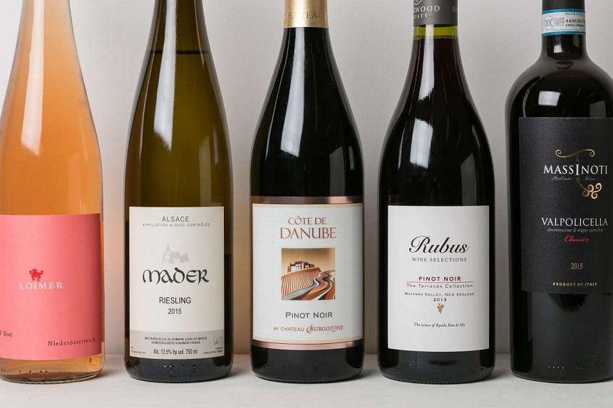 Five wines to usher spring in.