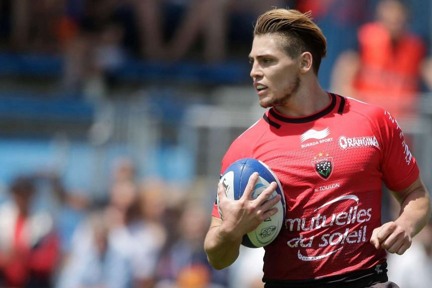 Toulon rugby player James O'Connor has been charged by French police for cocaine possession.