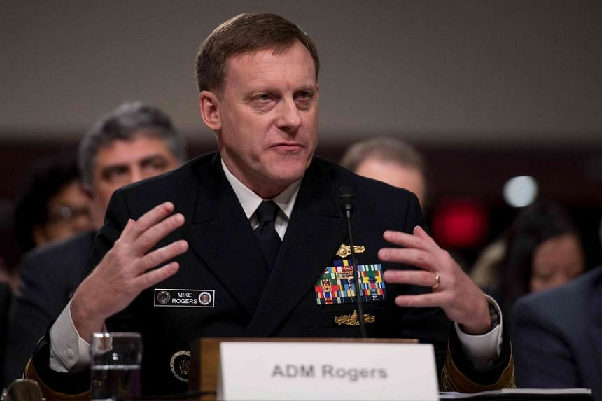 Some NSA veterans attribute the morale issues and staff departures to the leadership style of director Michael Rogers (above).