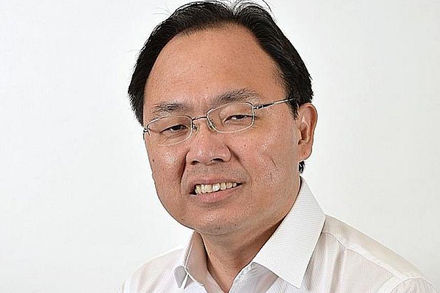 Mr Liang Eng Hwa