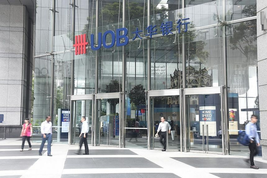 UOB says it has seen an almost 20 per cent increase in the use of payment cards by companies over the past five years.