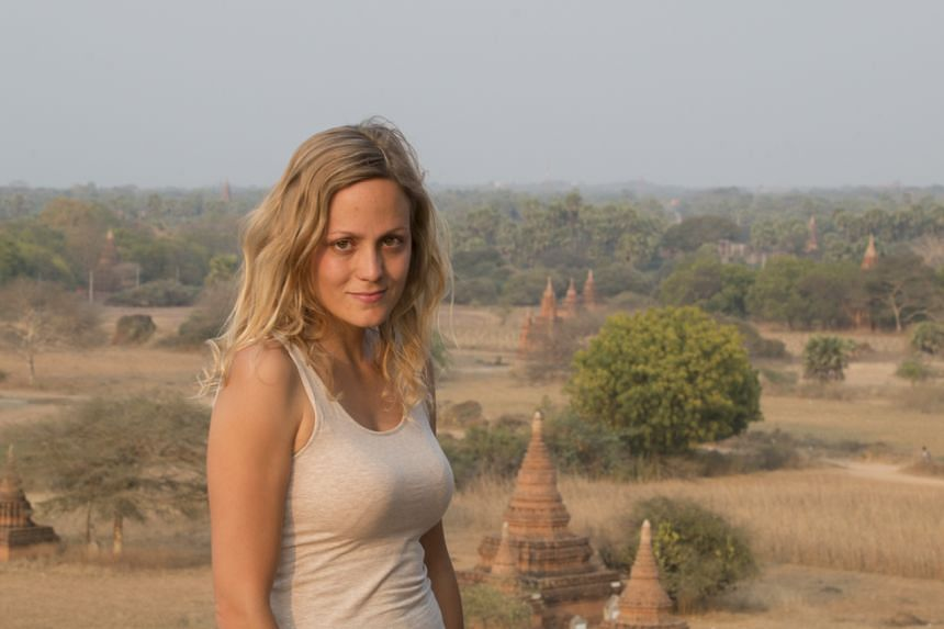 Jenny Gehrig, who co-founded Lytchee TV, travelled in Asia for six months.