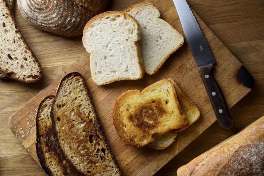Choose from a variety of bread when you make croque-madame at home