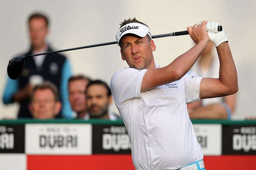 British golfer Ian Poulter (above) welcomed the rule review in a series of tweets.