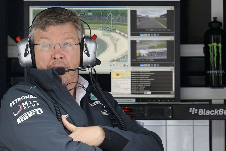 Ross Brawn was appointed motorsport head in January, following the takeover of the sport by Liberty Media.