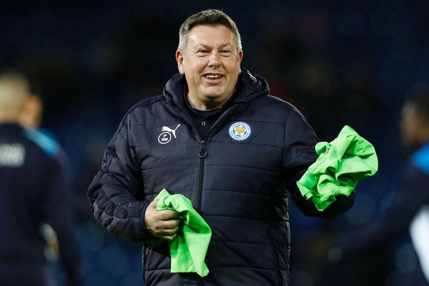 Craig Shakespeare, who began his second spell as an assistant manager at Leicester in 2011, knows the Foxes squad well.