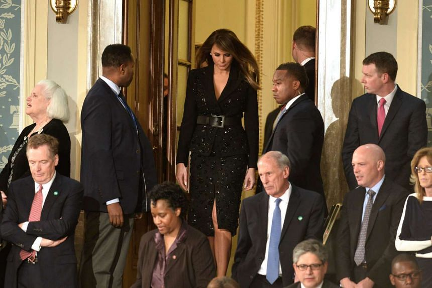 Plenty of Twitter users found the choice to be tasteful and elegant, and defended the first lady.