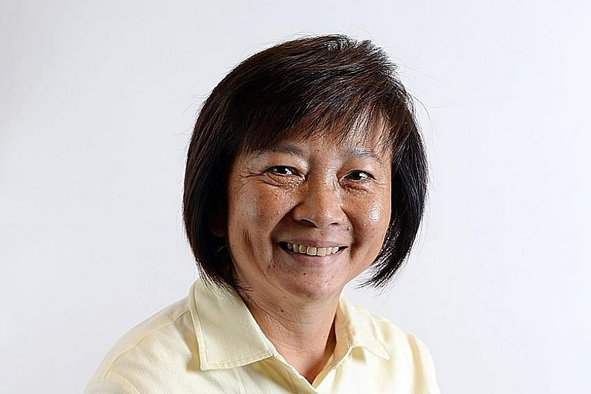 Ms Lee Bee Wah said some civil servants focus on their agency's rules, instead of looking for a beneficial outcome. She illustrated her point by showing how this mindset resulted in a 10m gap between a covered linkway at a cluster of newly completed
