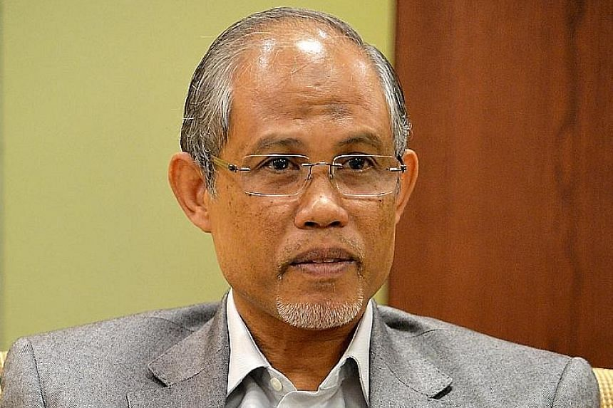 Mr Masagos Zulkifli, Environment and Water Resources Minister.