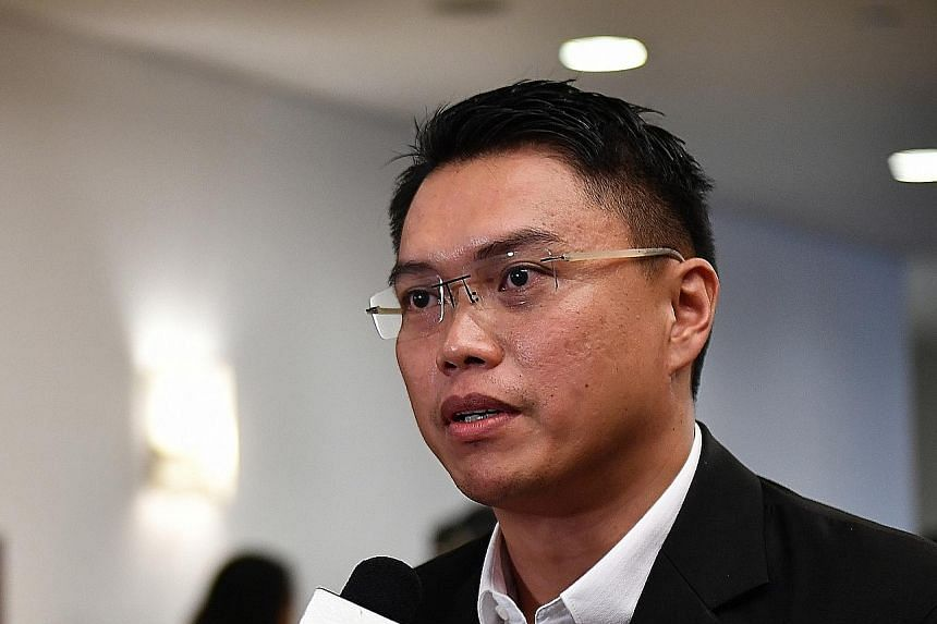 Mr Tay called for a programme for all workers to learn about digital disruption.