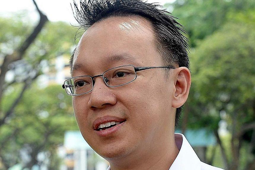 Dr Tan Wu Meng (Jurong GRC).