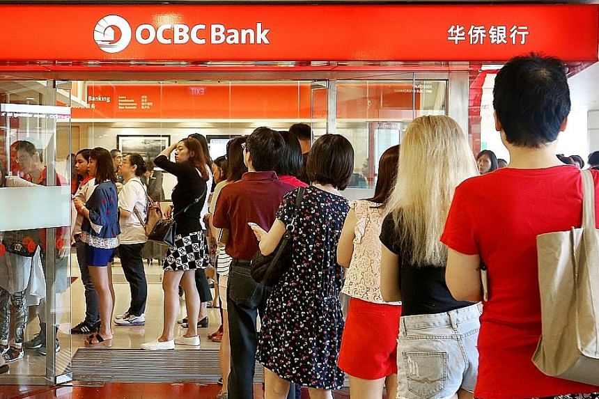 Since OCBC Bank's 360 account was introduced in 2014, deposits on the product have grown 30 per cent year on year.