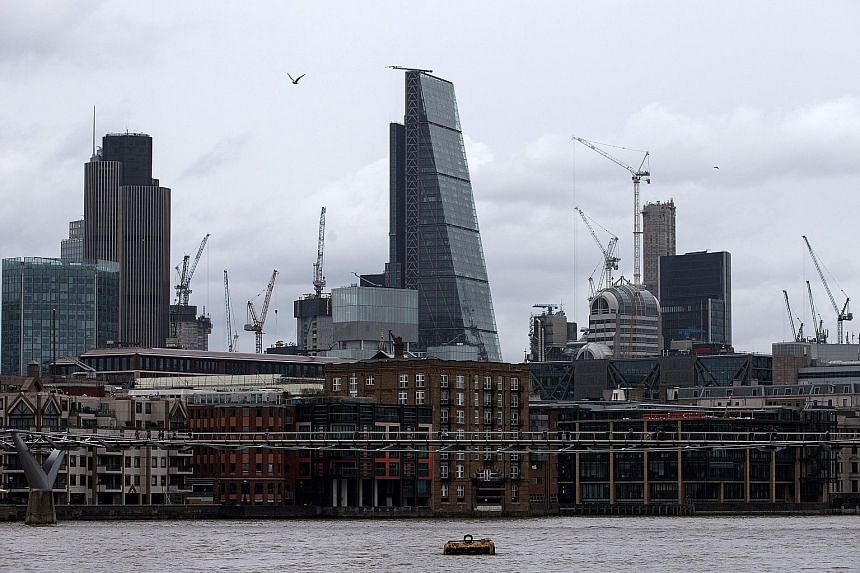 "The Leadenhall Building is the tallest in the City of London business district, and charges record-breaking rents of more than £100 per square foot for prime floors. Its ""Cheesegrater"" nickname derives from its distinctive wedge shape."