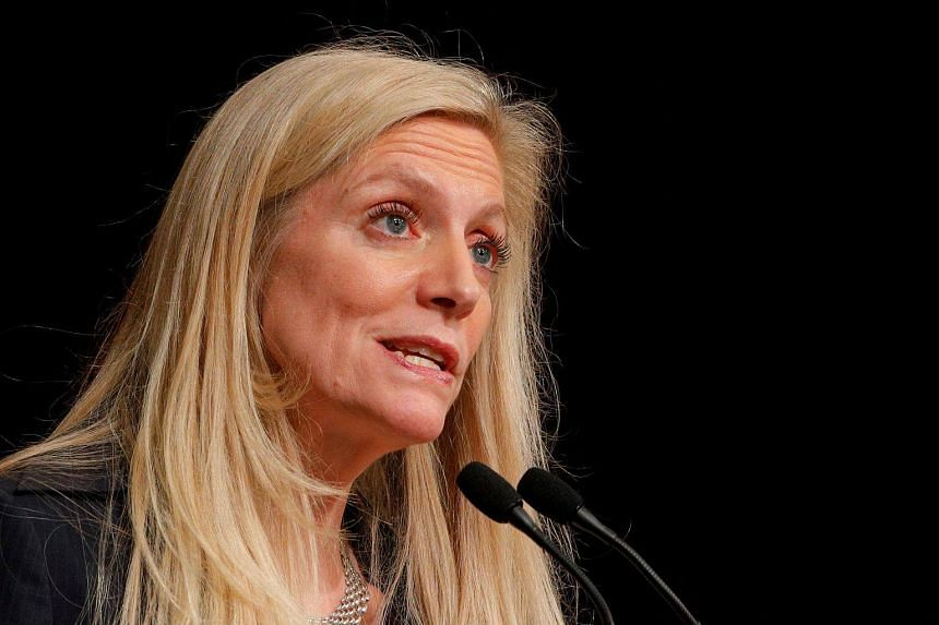 "Federal Reserve governor Lael Brainard, who for months has played the role of lead dove at the Fed by arguing to keep rates lower for longer, said the US economy ""appears to be in transition""."