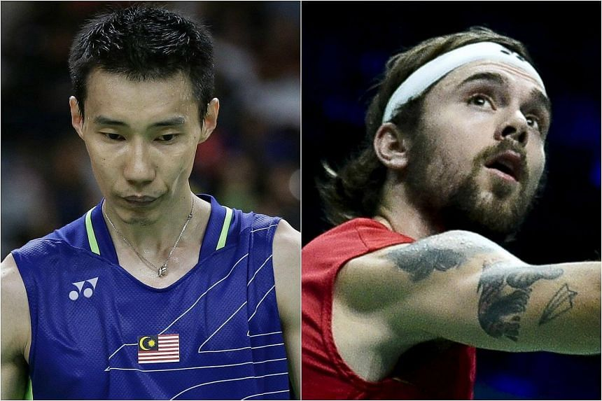 World No. 1 Lee Chong Wei is expected to retire this year. World No. 2 Jan O Jorgensen will skip Singapore after making the trip here in the last two years.