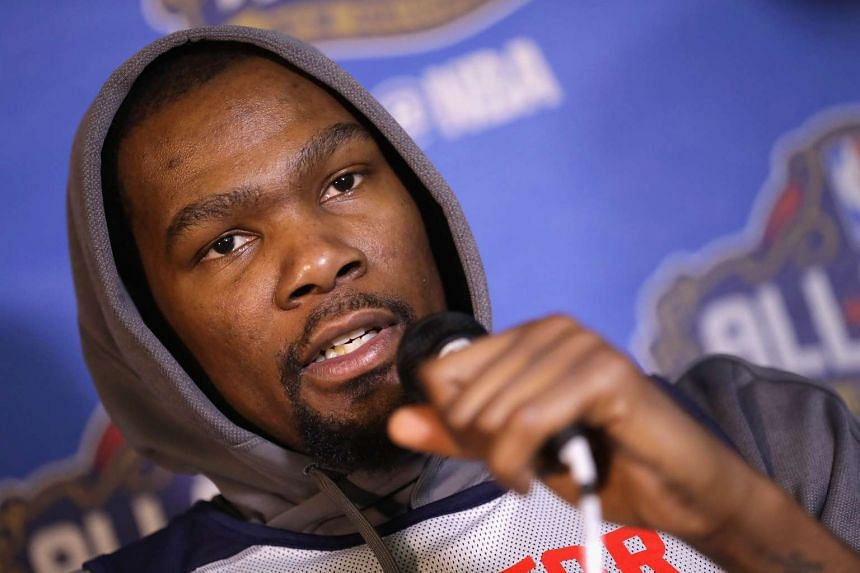Golden State Warriors forward Kevin Durant is out indefinitely with a knee sprain.