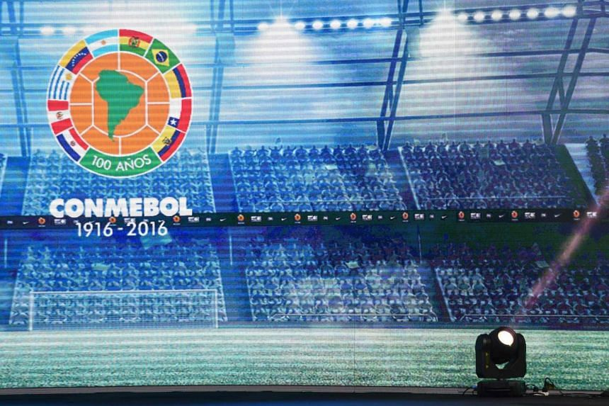 The Argentine FA (AFA) faces possible suspension if it does not accept South American soccer's governing body Conmebol as arbiter in vetting candidates for AFA presidential elections.