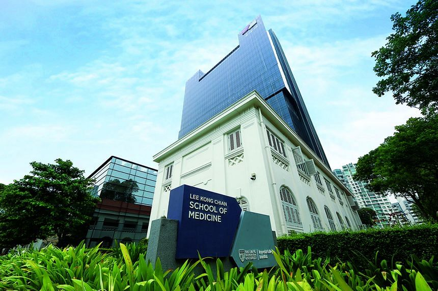 NTU's new clinical sciences building creates a symbiosis of education, research and healthcare, grooming doctors well-versed in using the latest technologies to solve tomorrow's healthcare issues.
