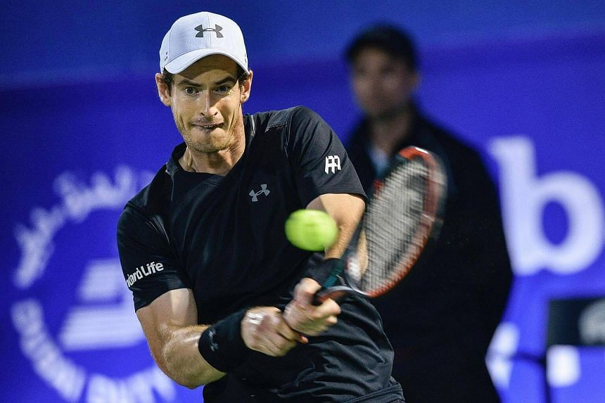 World No. 1 Andy Murray is against giving wild cards to players returning from doping bans.