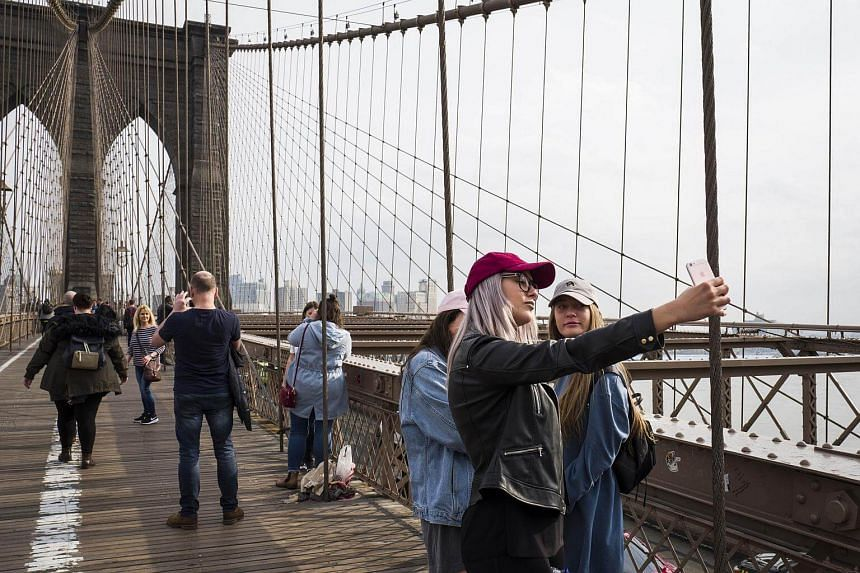 New York City's tourism marketing agency NYC & Co expects to draw 300,000 fewer foreigners this year than last, when 12.7 million international visitors came.