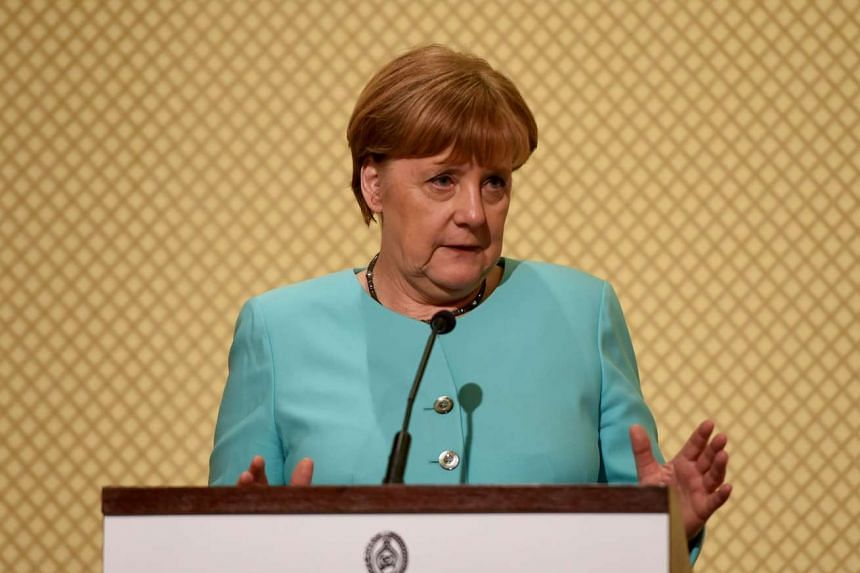 The meeting between Trump and Merkel is likely to cover a wide range of issues, including the global economy and trade.