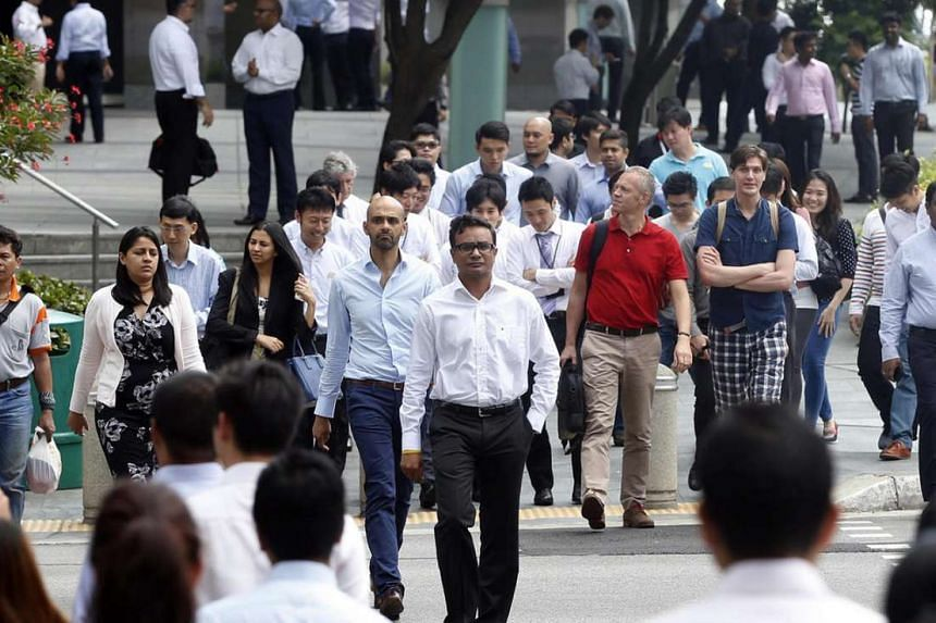 Older public servants who are re-employed at the same job grade will no longer have their salaries cut, Deputy Prime Minister Teo Chee Hean said on Thursday (March 2).