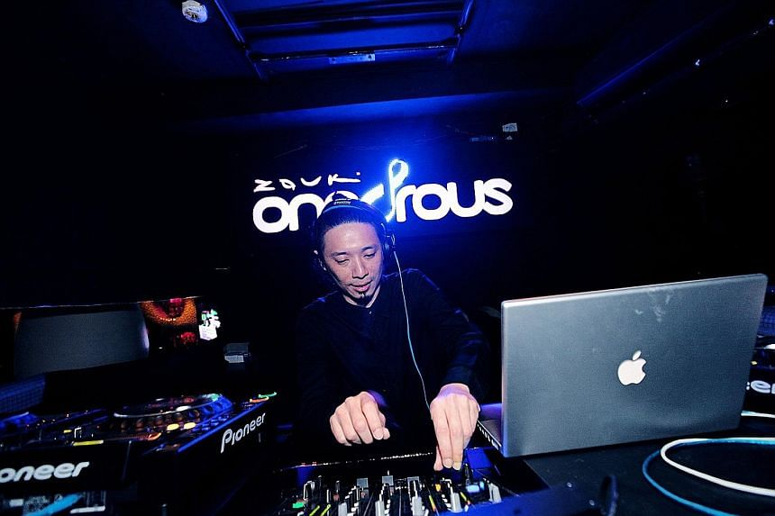 Aldrin Quek, former resident DJ of Zouk, is the artistic director of One More Time - A Tribute To Zouk At Jiak Kim Street.