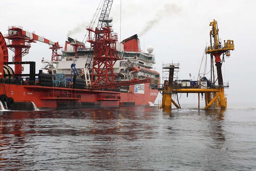 """Beleaguered offshore and marine group Ezra Holdings said late Thursday night (March 2) that it may still face a """"going concern"""" issue despite the Chapter 11 filing bankruptcy filing in the US of associate Emas Chiyoda Subsea (ECS Group)."""