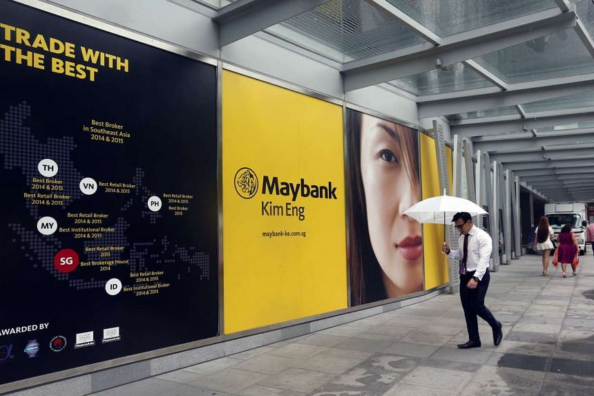 The United States Securities and Exchange Commission (SEC) has frozen the accounts of certain unknown customers of Maybank Kim Eng Securities on suspicions of insider trading.