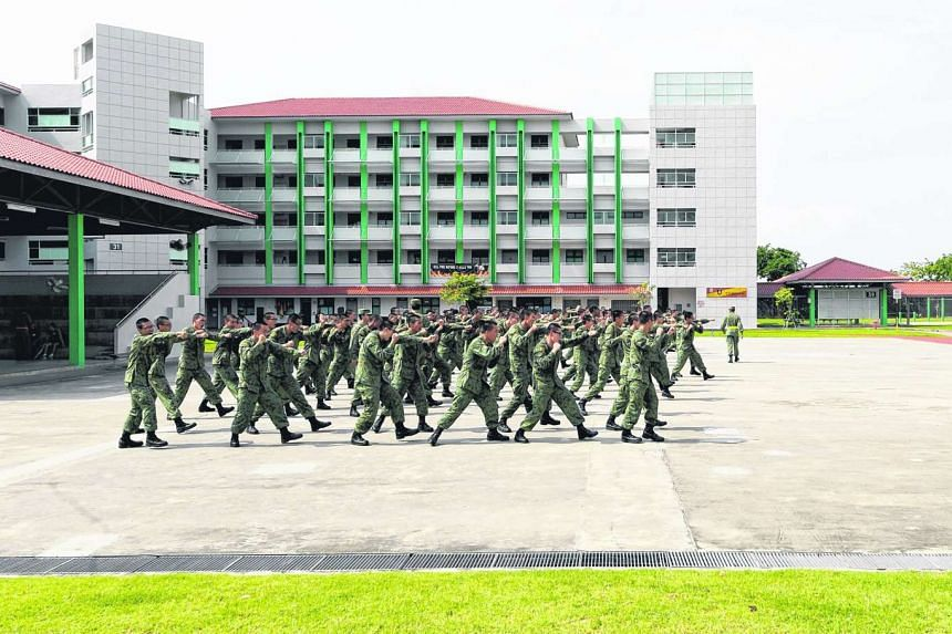 A total of 23 courses conducted by the SAF – including the Basic Military Training – are now accredited under the WSQ scheme.