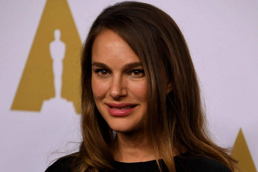 Natalie Portman arriving for the 89th Annual Academy Awards Nominee Luncheon at the Beverly Hilton Hotel in Beverly Hills, California, on Feb 6, 2017.