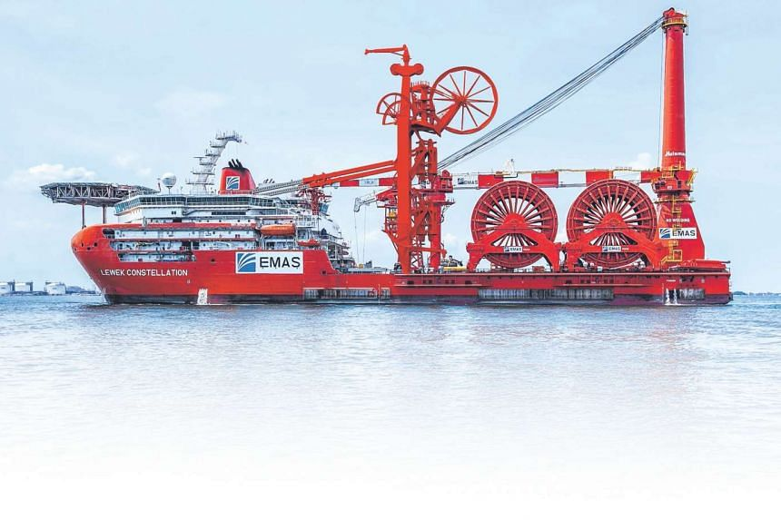 Emas Chiyoda Subsea (ECS) defaulted on charter payments to Forland Subsea last year. Ezra, which guaranteed the contracts, is now taking the heat from the creditor.