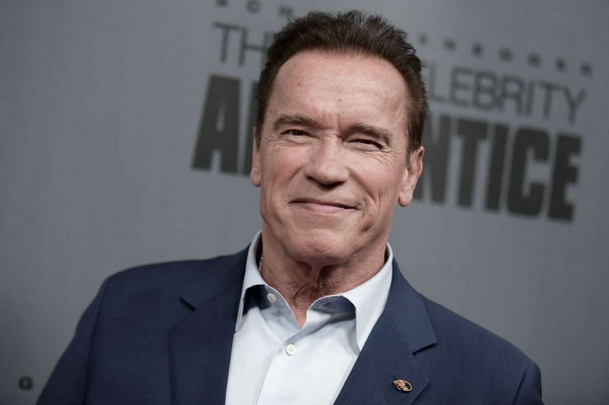 US actor and former California governor Arnold Schwarzenegger has quit as host of US series The Celebrity Apprentice.