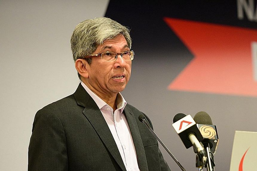 Minister-in-charge of Muslim affairs Yaacob Ibrahim