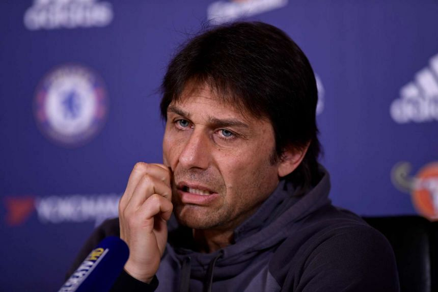 """Chelsea manager Antonio Conte expects """"a difficult game"""" at West Ham's London Stadium today (March 6)."""