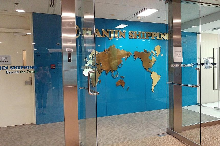 Hanjin's office at PSA Building will close by the end of this month, says an employee. Hanjin has been declared bankrupt and its assets ordered to be liquidated in the container shipping industry's biggest collapse.