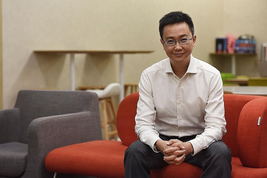 ECDA's Mr Leong said his agency and HDB are working to understand each other's design needs, and there will be larger-capacity childcare centres in new blocks.