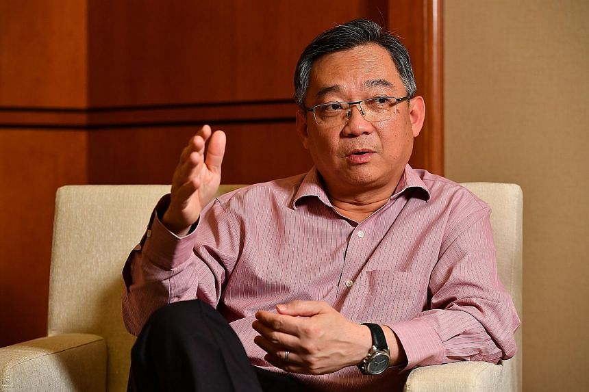 Mr Gan Kim Yong said another key to better healthcare is to step up screening efforts.